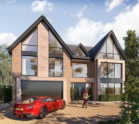 Thumbnail Land for sale in Grantham Avenue, Walton, Warrington