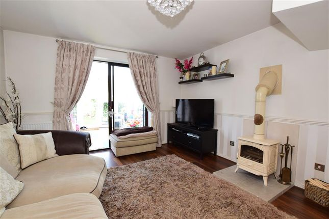 Thumbnail End terrace house for sale in Ellswood, Steeple View, Basildon, Essex