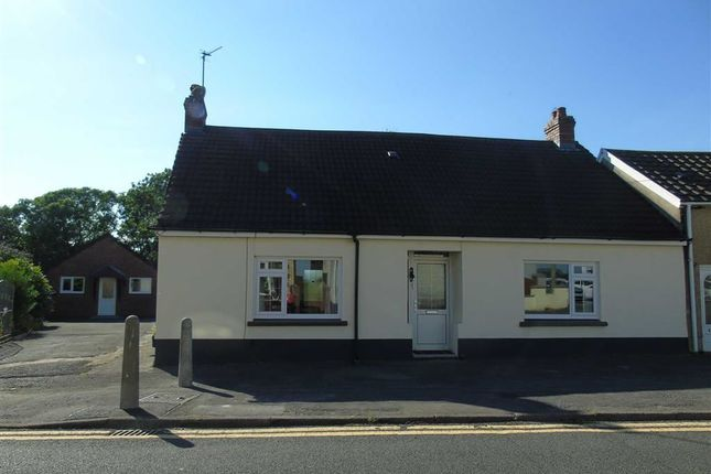 Thumbnail Detached bungalow for sale in Banc Pendre, Kidwelly, Llanelli
