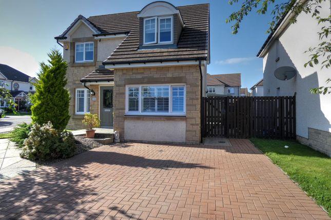 Thumbnail Detached house for sale in Haremoss Avenue, Portlethen, Aberdeen