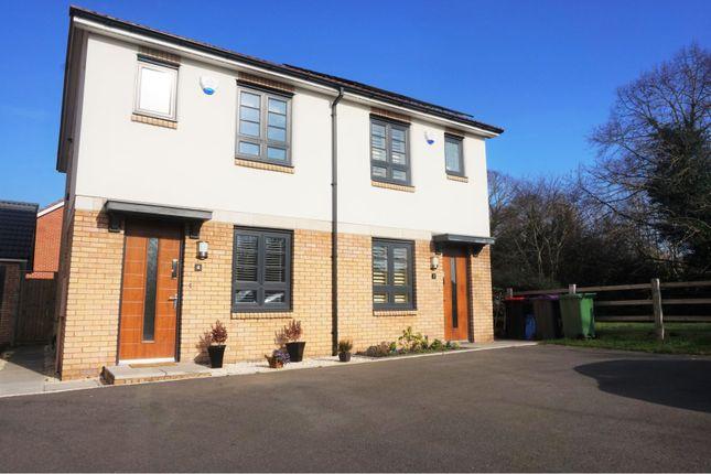Semi-detached house for sale in Barley Bank Meadow, Leegomery Telford