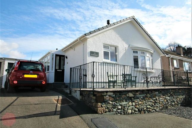 Thumbnail Detached bungalow for sale in 43 Brandlehow Crescent, Keswick, Cumbria