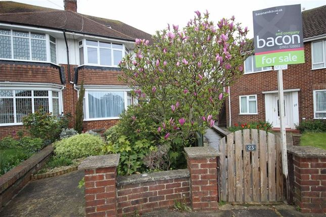 Thumbnail Flat for sale in Chesham Close, Goring-By-Sea, West Sussex