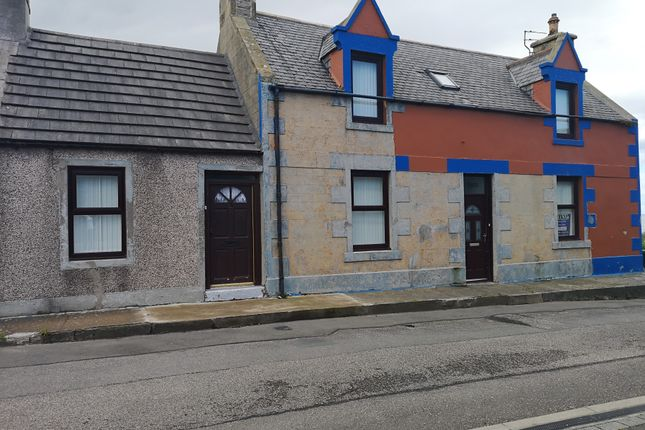 Thumbnail Semi-detached house for sale in Cathedral Street, Buckie