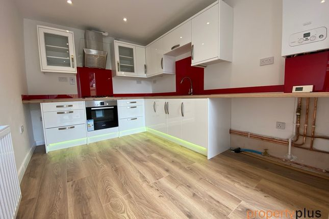 Thumbnail End terrace house for sale in Park Street Tonypandy -, Tonypandy