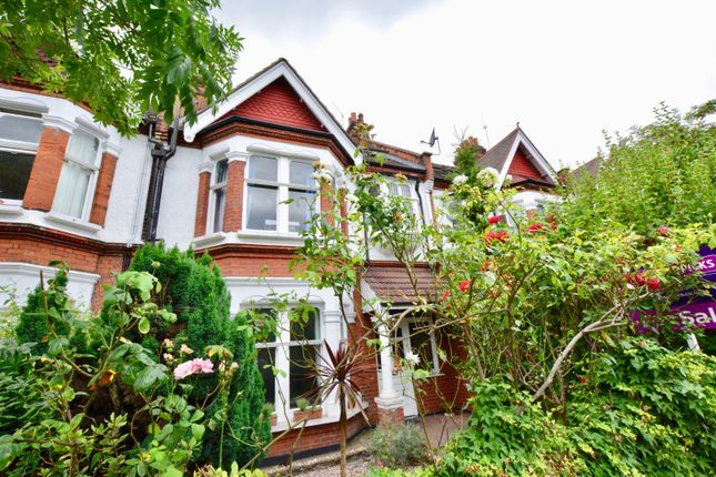 Thumbnail Terraced house for sale in Tooting Bec Gardens, Streatham