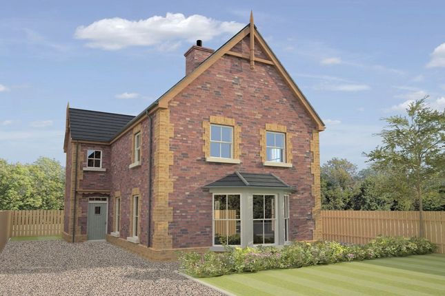 Thumbnail Detached house for sale in Hunters Lodge, Annesborough Road, Lurgan