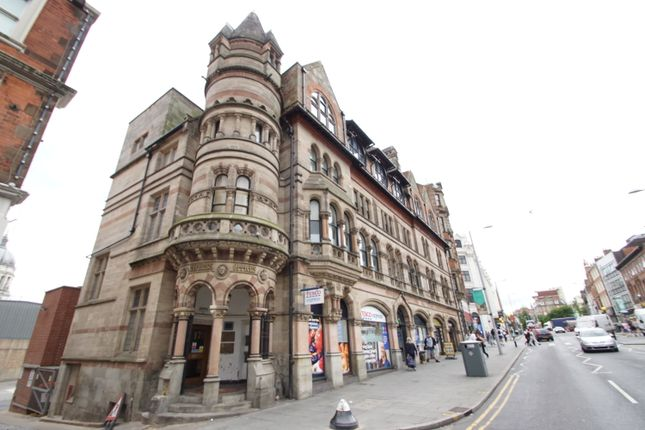 Studio for sale in Upper Parliament Street, Nottingham NG1