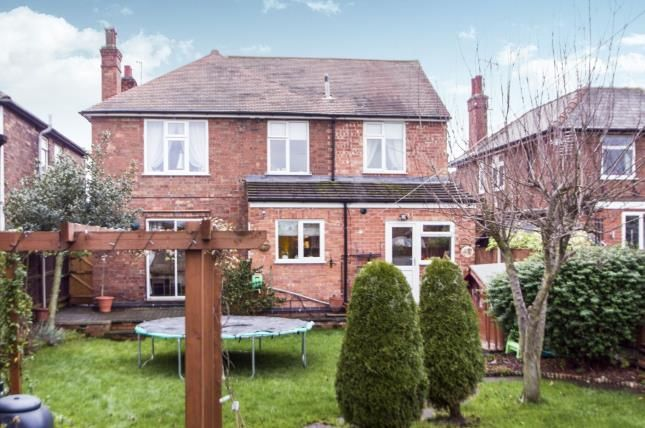 Thumbnail Detached house for sale in Stafford Street, Long Eaton, Nottingham