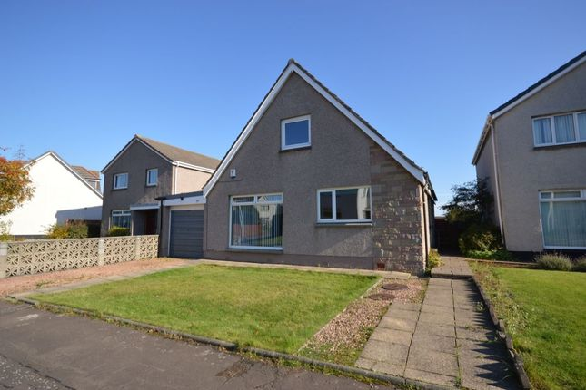 Thumbnail Detached house to rent in Longhill Gardens, Dalgety Bay, Dunfermline