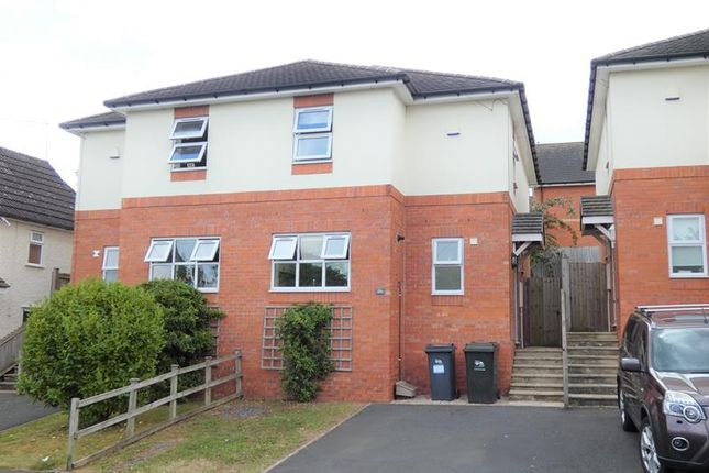 Thumbnail Semi-detached house to rent in 38C Lower Chase Road, Malvern, Worcestershire
