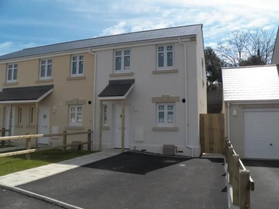 Thumbnail End terrace house for sale in Pond Bridge, Moors Road, Haverfordwest, Pembrokeshire