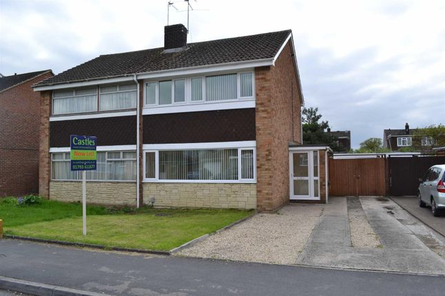 3 bed semi-detached house to rent in Martinfield, Covingham, Swindon SN3