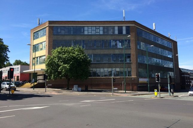 Light industrial to let in Unit A24, Hartley House, Hartley House, Hucknall Road