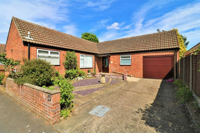 Thumbnail Detached bungalow for sale in Rosetta Close, Wivenhoe, Colchester, Essex