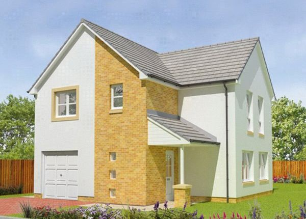 Thumbnail Detached house for sale in Plot 1, The King's Meadow, Stirling