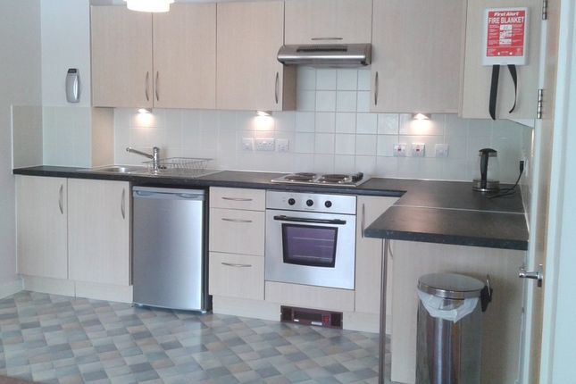 1 bed flat to rent in Gunwharf Quays, Gunwharf Quays, Portsmouth