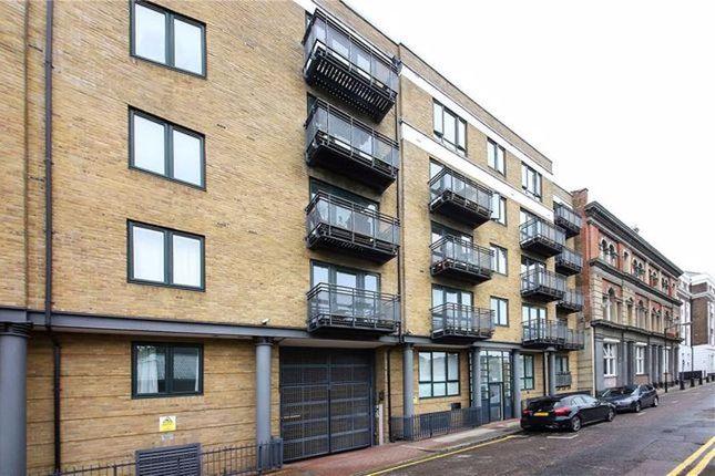 Thumbnail Flat to rent in Ensign Street, London
