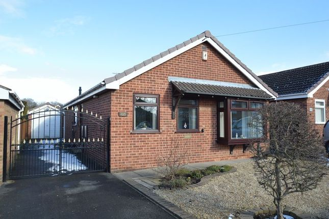 Thumbnail Detached bungalow for sale in St. Albans Road, Bulwell, Nottingham