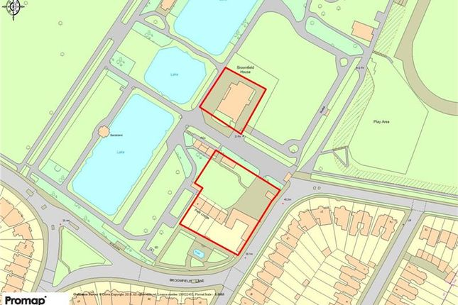 Thumbnail Land to let in Broomfield House, 23, Broomfield Lane, London, London Borough Of Enfield, UK