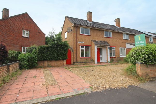 Thumbnail Semi-detached house for sale in Purland Road, Norwich