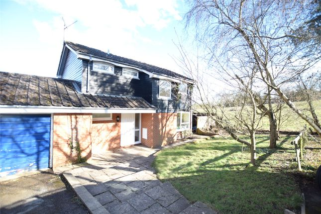 Thumbnail Detached house to rent in Emmets Park, Binfield, Bracknell, Berkshire