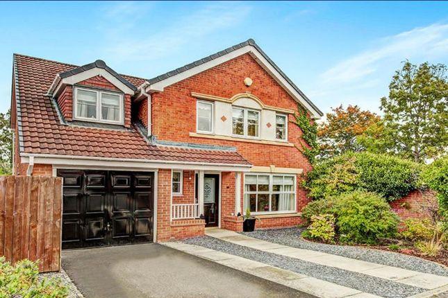 Thumbnail Detached house for sale in Loxton Square, Cramlington