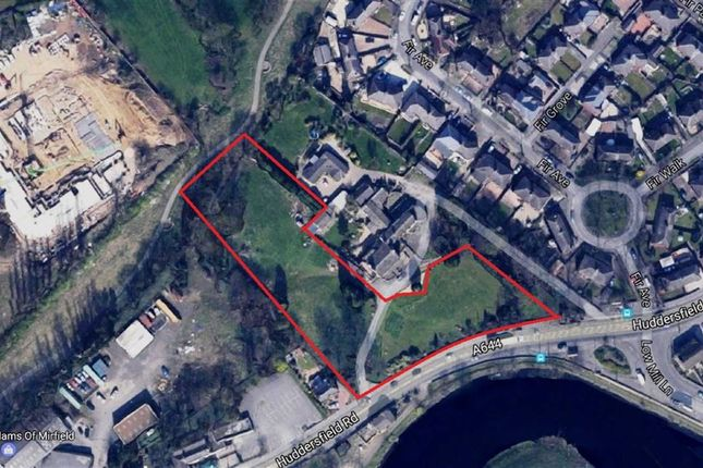 Thumbnail Land for sale in Huddersfield Road, Mirfield, Mirfield