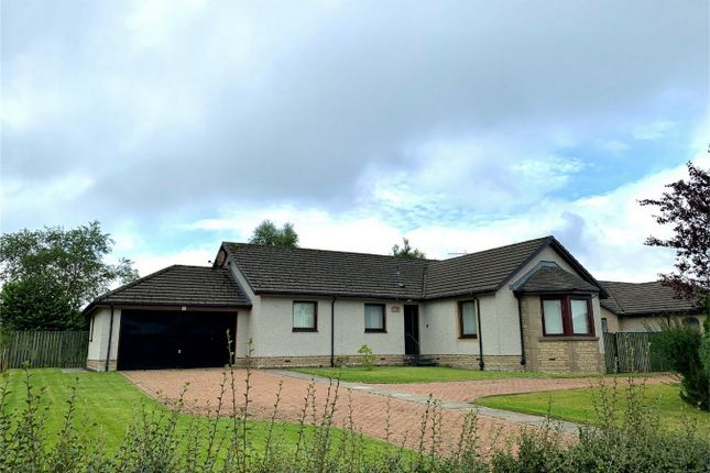Thumbnail Detached bungalow for sale in 3 Mill Gardens, Powmill, Dollar