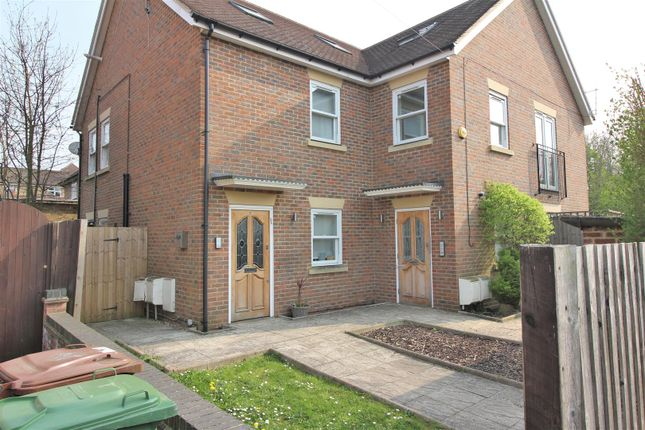 Thumbnail Flat to rent in New Road, Radlett