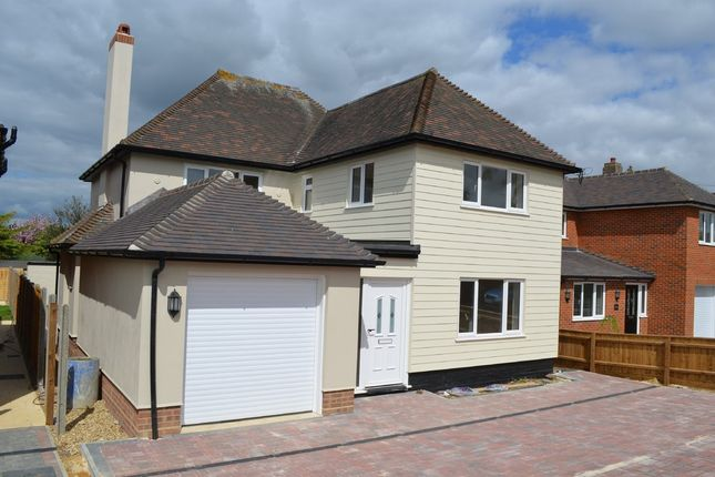 Thumbnail Detached house for sale in Cliff Road, Old Felixstowe, Felixstowe