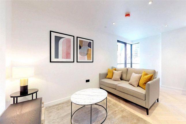 Thumbnail Flat to rent in Dock Street, London