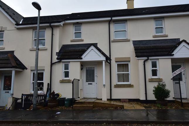 Thumbnail Terraced house to rent in Union Close, Bideford
