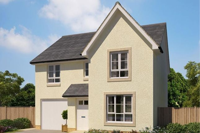 "4 bedroom detached house for sale in ""Dunbar"" at Mugiemoss Road, Bucksburn, Aberdeen"