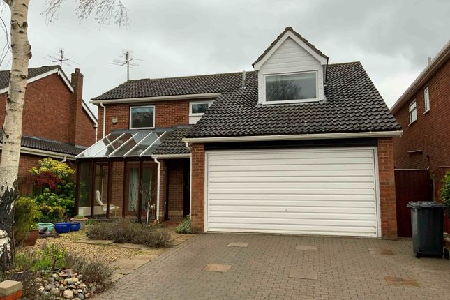 Thumbnail Detached house to rent in Henley Road, Ipswich, Suffolk