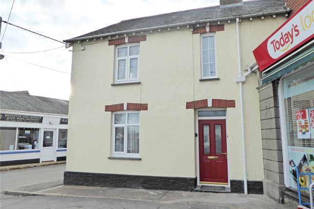 Thumbnail Semi-detached house to rent in The Square, Bradworthy, Holsworthy