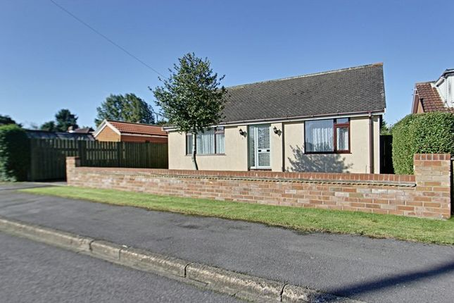 Thumbnail Detached bungalow for sale in Dene Close, Dunswell, Hull