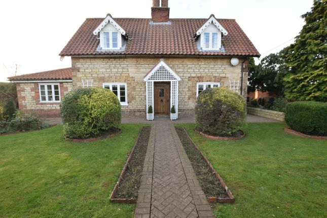 Thumbnail Detached house for sale in Ermine Street, Appleby, Scunthorpe