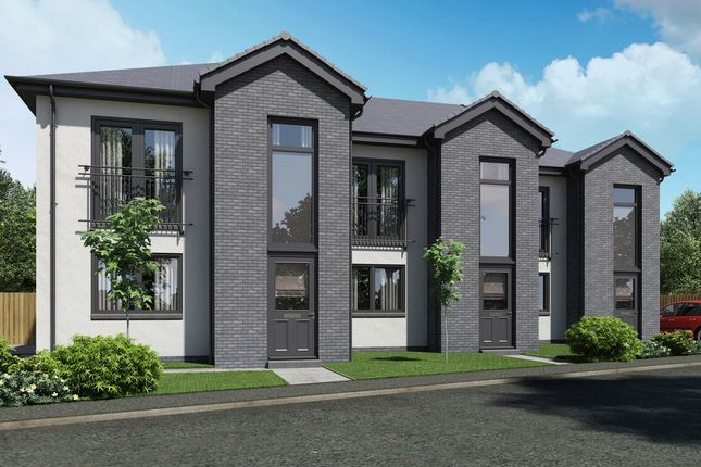 Thumbnail Terraced house for sale in Napierston Place, Alexandria
