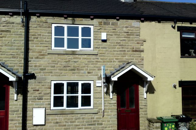 Thumbnail Terraced house to rent in Park Top, Pudsey