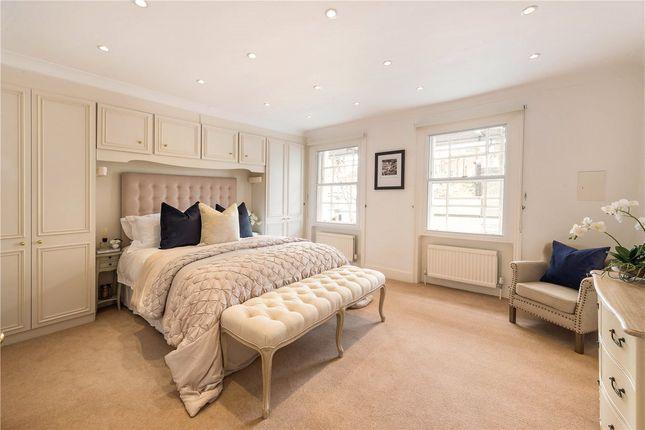 Bedroom of Victoria Grove, Kensington, London W8