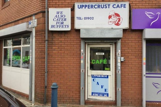 Restaurant/cafe for sale in 42 Cartwright Street, Wolverhampton