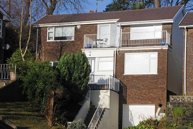 Thumbnail Detached house for sale in The Causeway, Swansea