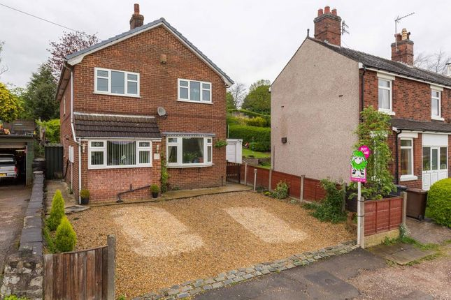 Thumbnail Detached house for sale in Sandon Street, Leek