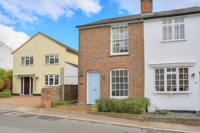 Thumbnail Cottage to rent in Folly Fields, Wheathampstead, Hertfordshire