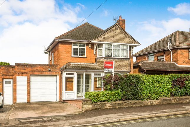 Thumbnail Detached house for sale in Cotwall End Road, Sedgley, Dudley