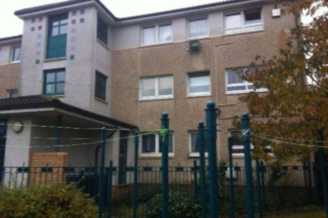 Thumbnail Flat for sale in Sikeside Street, Coatbridge