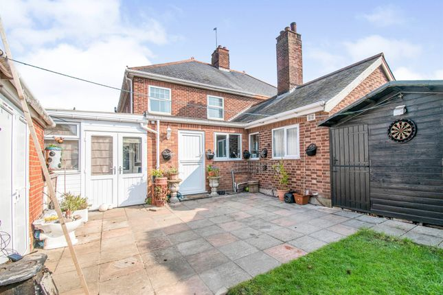 3 bed semi-detached house for sale in Hemsby Road, Martham, Great Yarmouth NR29