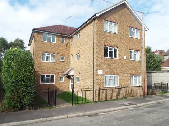 Thumbnail Flat for sale in Randall Court, Randall Road, Chatham, Kent