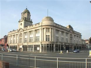 Thumbnail Flat to rent in Park Tower, Park Road, Hartlepool